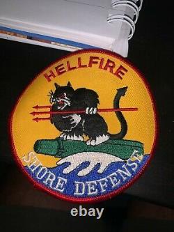 L'armée De L'air Israélienne Ramon Base De Défense Logo Shore Patch, Hellfire