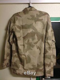 L'armée Irlandaise Du Désert Shirt XL Idf Ranger Eod Afghanistan Question
