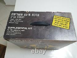 L'armée Israélienne Tsahal Ensemble De La Protection Du Corps Nbc-1 Expiré 2010 Aucune Masque