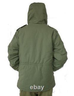 L'armée Israélienne Tsahal Veste Militaire Classique Cold Weather Parka Coat Zahal Dubon