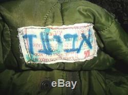 L'armée Israélienne Vraie Idf Salopette Hermonit Froid Extrême Costume XL Zahal