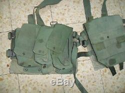 La Vraie Affaire Idf 1981 Ephod Vest Web Zahal Armée Israélienne Israël Guerre Liban-liban 1982