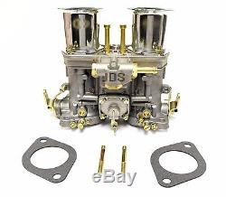 Le Carburateur De Weber 40 Idf Adapte Le Bug Volkswagen Beetle Vw Fiat Porsche Carb