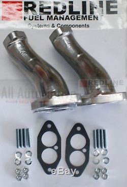 Le Collecteur D'admission Weber Est Compatible Avec Vw Bug Et Type 1 Dual Port Pour Installer 40idf 44idf