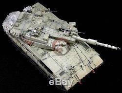 Légende Productions 1/35 Idf Mbt Merkava Mk. III Baz (barak Zoher) Kit Complet Lf1146