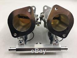 Les Corps D'accélérateur De 40mm Idf Remplacent 40 Millimètres Weber Dellorto Carb W 1600cc Injectors
