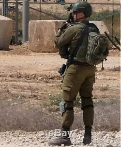 Les Genouillères Tactiques Agile Flex Robocop Tactiques Militaires Protègent Les Rangers Idf Ranger Green