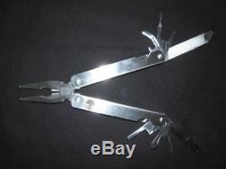 Lot 12 Idf Zahal Golani Pince De Chantier Insigne De Couteau De Poche Knife Armée Israélienne