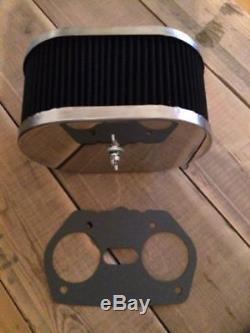 Luftfilter Pour Weber Vergaser Idf 36, 40, 44, 48 Idf 85mm