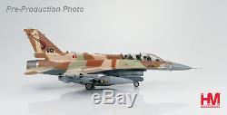 Maître Hobby 172 Ha3822 Lockheed F-16i Sufa, Idf / Af 201e (un) Esc S, # 878, Hatz
