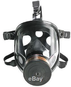 Meilleur Masque Intégral À Gaz, Poussière, Saleté Et Produits Chimiques Masque Avec Filtre Unique Par Idf