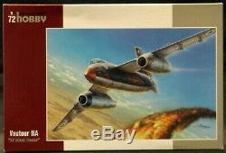 Modèles Spéciaux Hobby 1/72 Défense Iia Vautour Israélienne Force De Bombardiers D'attaque