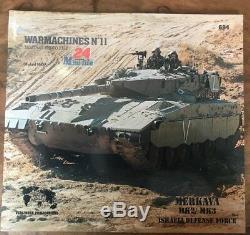 N ° 11 Merkava Machines De Guerre Mk2 / Mk3, Force De Défense Israélienne