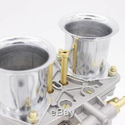 New Weber 44 Idf 44idf Carburateur + Air Horn Pour Vw Fiat Porsche Bug Beetle