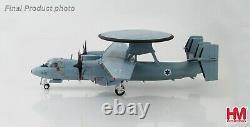 Northrop Grumman E-2c Hawkeye 1/72 Force De Défense Israélienne Hobby Master Ha4805