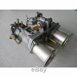 Nouveau 40idf Carb Carburateur Avec Air Horn Pour Adapter Bug / Vw Beetle Fiat Porsche