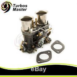 Nouveau 44 Idf 44idf Carburateur Avec Corne Pneumatique Pour Fiat Porsche Vw Volkswagen Beetle