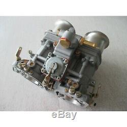 Nouveau 44idf Carburateur Fit Pour Volkswagen Beetle Fiat Porsche Avec Air Horn 44 Idf