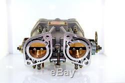Nouveau Carbretor Webber Style 40 Idf Avec 2 Bbl Vw 1600 Bug Beetle Fiat Porsche