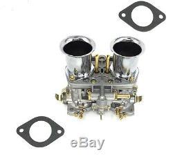 Nouveau Carburateur 44idf Pour Volkswagen Porsche Bug Beetle Avec Air Horn 44 Idf
