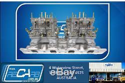 Nouveau Carburateur Carby Carburateur Idf Quadruple Carrier Ensemble De Ford 351 V8 Cleveland