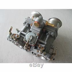 Nouveau Carburateur Pour Vw / Fiat / Porsche / Bug / Beetle Avec 44idf Air Horn