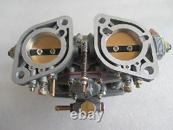Nouveau Moteur Carburateur 2 Barrel Fit Pour Weber 40 Idf Bug Volkswagen Beetle Fiat