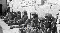 Original Tsahal Israel Paratrooper Uniforme Algérie Guerre De 6 Jours