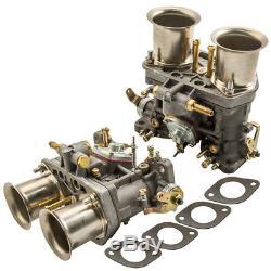 Paire 44 Idf 44idf 44mm ID Carburateur Carb Pour Bug Beetle Vw Volkswagen Fiat
