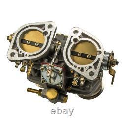 Paire Carbs Carburettors Carby Pour Weber 44 Idf 1899006100 Pour Vwithford