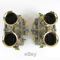 Paire De Nouveaux Carburateurs Weber 44idf Carburateurs Ford Vw Offre Spéciale 18990