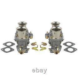 Paire Vergaser Doppelvergaser Typ 40idf Für Vw Volkswagen Bug Beetle Fiat Porsche