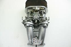 Porsche 912 356 Doppel-vergaseranlage Weber 40idf Pour Porsche 356/912
