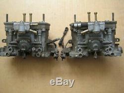 Presque Neuf, Pair, Weber Idf, 36, Carburettors / Carb. Vwitht1 / T2 / Alfa / Dellorto / Drla / 40