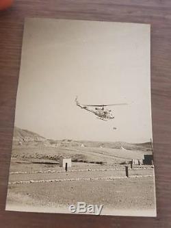 Rare Lot 11 Real Photo Six Jours Guerre Israel 1967 Idf Zahal Parachutistes Militaire