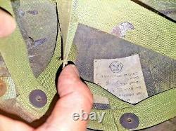 Rare Vtg Zahal Army Military Israeli Idf Battle Field Liban War Paratropers