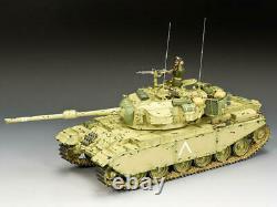 Roi Et Pays Soldats Fdi035 L'armée Israélienne Centurion Shot Main Battle Tank