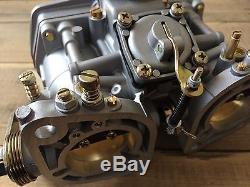 Satz (2x) 44 Idf Vergaser Fajs Weber Doppelvergaser Vw Käfer Porsche 356 912