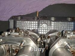 Set Weber Fdi 40 13 15 Pour Fiat 124 131 Rebult Complet Original Prêt À Mettre