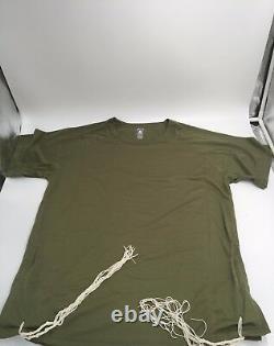 T-shirt Dri-fit Tzitzit Tallit Talit Katan Israël Armée Des Fdi Kosher Juif Tzitzis