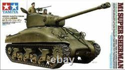 Tamiya 35322 Israeli Defense Force Tank Wwii M1 Super Sherman 135 Scale Kit Nouveau