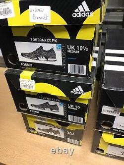 Tout Neuf Dans La Boîte Rare Adidas Tour 360 Xt Pk Golf Shoes Uk10. Idf35408 Vendeur Pga