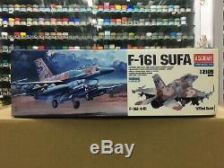 Trousse De Modèle De Chasseur De La Force De Défense Israélienne, Académie 12105, À L'échelle 1/32, Échelle F-16i Sufa