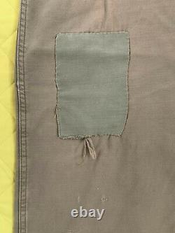 Tsahal/armée Américaine Pantalons Militaires De Fatigue Og-107 Yom Kippur/vietnam War Era Sz 38x31