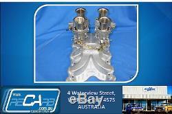 Twin 48 Kit Carburateur Idf Weber Nouveau Costume V8 Rod / Race, Groupe C