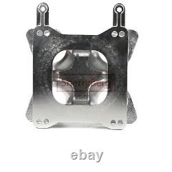 Twin Idf Weber À 4bbl Holley Carburettor Adaptateur Carby Holden 253-308 Ford 351