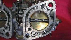 Un Usage Italien Weber 40 Idf 2bbl Carb Carburateur Volkswagen Porsche Italie