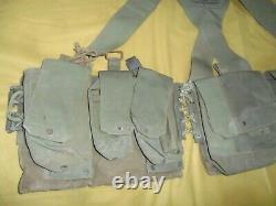 Us Delta Force Navy Seals Idf 1977 Ephod Vest With Laces. Zahal Made En Israël