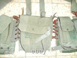 Us Delta Force Navy Seals Idf Zahal 70's Ephod Vest Première Génération, Lacets