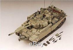 Vainqueur Du Prix Construit Afv 1/35 Idf Sho't Centurion Dalet Avecbattering Ram + Pe